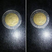 San Marino moneta  500 lire del 1989