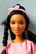 Barbie Doll Latina Caucasian Made to Move Articulated Body Redressed Cute