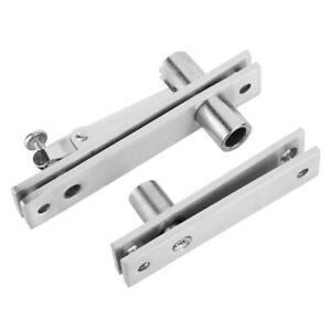 360 Degree Rotation Door Pivot Hinge Furniture Hardware for Door Stainless Steel