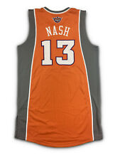 2010-11 Steve Nash Game Worn Phoenix Suns Jersey Infinite Auctions LOA