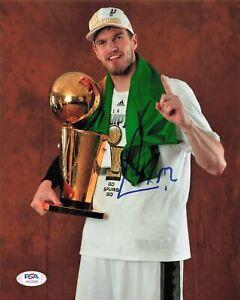 Tiago Splitter signed 8x10 photo PSA/DNA San Antonio Spurs Autographed