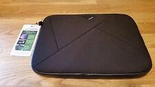 "Targus A7 Netbook Sleeve 10.2"" - Ariaprene, Zippered Tri-cell Cushion - NEW"