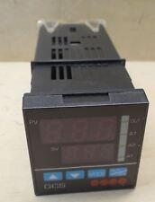 Shinko Technos Co. Temperature Controller Gcs-23A-R/E Multi Range 24V Ac/Dc