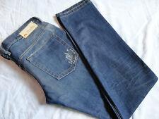 Herren jeans Herrenjeans Made in Italy Mangano Luxury Fabric Größe 32