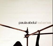 Paula Abdul 1995 Head Over Heels Original Promo Poster