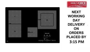 KitchenAid KHIP477510 77cm Induction Hob Including Bridge Zone +2 Year Warranty