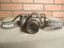 Nikon COOLPIX L310 14.1MP Digital Camera - Black Tested/Works