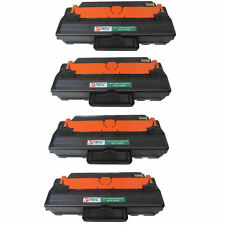 4PK Black MLT-D103L High Yield Toner for Samsung ML-2955DW ML-2955ND SCX-4729FW