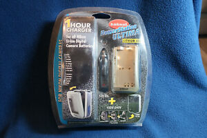 HAHNEL 1 Hour charger for nikon Li-ion digital Batteries VGC