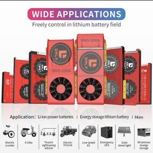 Daly Smart BMS LiFePO4 Akku DIY Balancer 12V 24V 48V Bluetooth Lithium Batterie