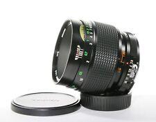 Nikon AI Vivitar 55mm F2.8 Manual 1:1 Macro Prime Lens Fits ALL Nikon DSLRs