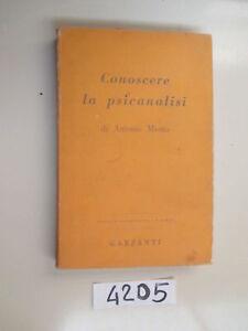 Miotto CONOSCERE LA PSICOANALISI (42 D 5)