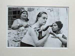RARE! Henri Cartier-Bresson Alicante, Spain 1933, MoMA, Gelatin silver Print HCB