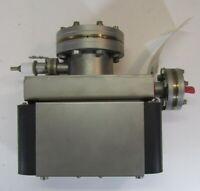 """Duniway Varian RVA-030-TR-O Ion Getter Pump, VA 30 I/s Triode, 4.50"""" CFF Rebuilt"""