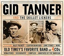 Gid Tanner and The Skillet Lickers - Old Timeys Favorite Band [CD]