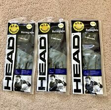 Head Renegade Sudsy Monchik Racquetball Gloves (3) New Lg/xl Brand New