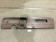 1973-1979 FORD TRUCK 78-79 BRONCO BROWN FACTORY DASH PANEL, NICE! #2