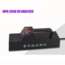220v Portable Ultraviolet Analyzeruv Lamp Uv Light Tester 254nm365nm Wfh 204b