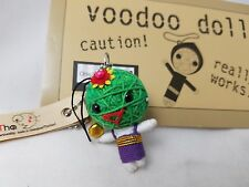 Mini VOODOO DOLL Ornament Fruit Baby Halloween New
