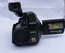 Quasar-Palmcorder-VM-D51-VHS-C-Handheld-Camcorder-20X-optical-150x-digital-zoom