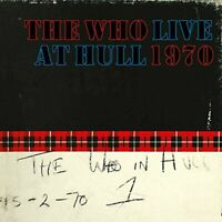 The Who - Live At Hull (NEW 2CD)
