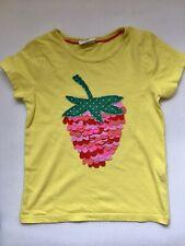Mini Boden girls t-shirt 3-4 years