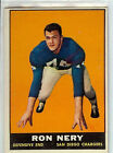 1961 TOPPS # 172 RON NERY NICE CARD