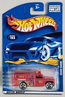 HOT WHEELS RESCUE RANGER DIE-CAST VEHICLE COLLECTOR NO. 193 MATTEL 2001