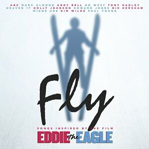 FLY Songs Inspired by the Film Eddie The Eagle 2016 14-track CD album NEW/SEALED