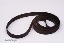 Record player Turntable belt for Sansui FR-3060, SR-2020, SR-3030BC, SR-4040, **