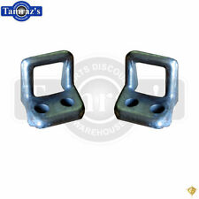 67-69 for GM F Body Bucket Seat Back Rest Latch Catch Hook - PAIR