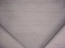 3-5/8Y Kravet Smart 32946 Graphite Chenille Satiny Rib Ottoman Upholstery Fabric