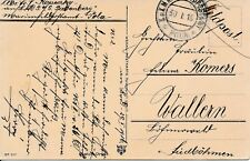 Nr.20771 PK K.u.K. Marine Feldpost Pola 1916 SMS Babenberg