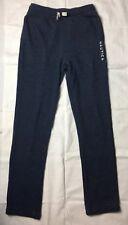 Nautica Boy's Sweatpants Drawstring Waist XL 18/20 Coal Heather