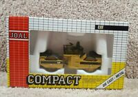 New 1:50 Scale Diecast Joal Compact Vibratory Compactor Caterpillar CB 534