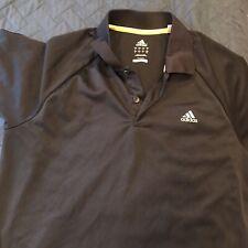 Men's Adidas Climalite Collered Shirt (Medium)