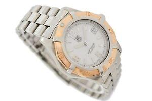 Tag Heuer 2000 Exclusive WN1150 Quartz Steel Gents Watch 1823