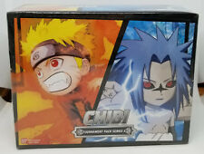 Naruto TCG Shippuden 1st Chibi Tournament Series 3 Booster Box 24 BOOSTER PACKS