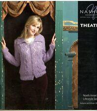 Theatre - Nashua Handknits Knitting & Crochet Pattern Book -13 Designs for Women