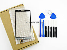 Gray Digitizer Front Touch Screen Lens Replacement for LG G3 D855P D850 w/ Tools
