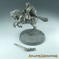 Metal Theoden Mounted - Warhammer / Lord of the Rings X1445