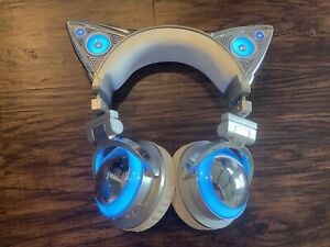 Ariana Grande Cat Ear Headphones Brookstone Limited Edition - Tested READ Descri
