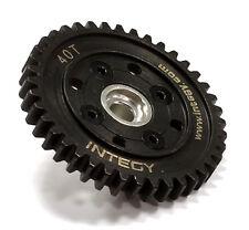 INTEGY RC T8718SILVER Billet Machined HD Spur Gear 40T for HPI Ken Block WR8 3.0
