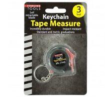 Mini Tape Measure Key Chain - Mini Tool On The Go - construction measuring use