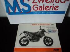 KTM LC4 690 Wartungsanleitung Manual Handbuch Bedienungsanleitung 2007 Span. HA8