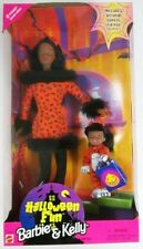 Halloween Fun African American Barbie and Kelly Dolls (Target Special Edition)..