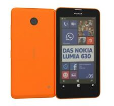 Nokia Lumia 630 in Orange Handy Dummy Attrappe - Requisit, Deko, Ausstellung