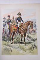 L'ARMEE FRANCAISE EN 1845 (SIDI BRAHIM), ill- de Toussaint