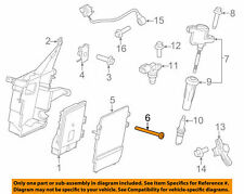 Ford OEM 2012-2016 Focus Ignition Cover Screw W704056S442 NIP (4 pieces