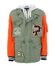 Polo Ralph Lauren Hybrid Feild Jacket Large  p wing stadium army